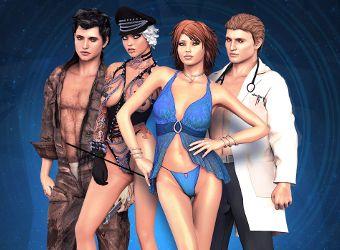 Télécharger City of Sin 3D Unity PC jeux porno en ligne