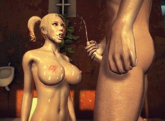juliet sex session avec un sexe blonde et perversions sales