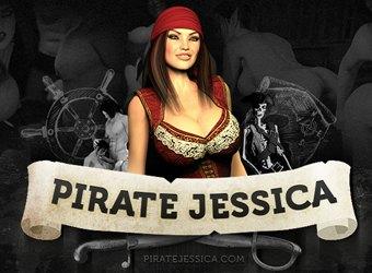 3d jeu monstre porno avec pirate jessica