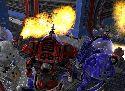 Soldats de espace tuent fouteurs de monstre en jeu xxx
