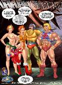 Heman muscle sexe bande dessinee